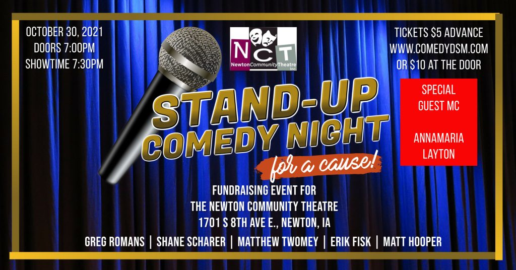 NCT Comedy Stand Up